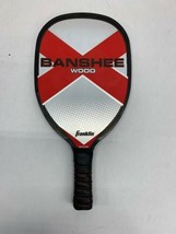 NEW Franklin Sports Banshee Pickleball Paddle Polypropylene 7-Ply Wood R... - $10.19