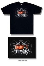 New Authentic Fifty Cent Glass Eyes Mens T-Shirt Size XL - $18.47