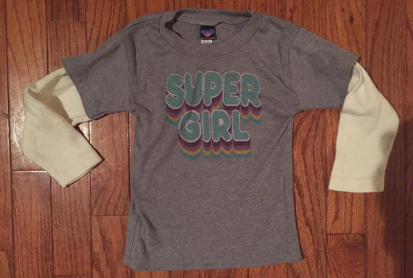 New Authentic Junk Food Jimi Hendrix Girls 2fer T-Shirt