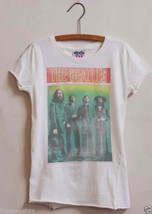New Authentic Junk Food The Beatles Whisper Girls T-Shirt - $22.84