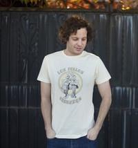 New Mens Los Pollos Hermanos T-Shirt in Cream - $17.60
