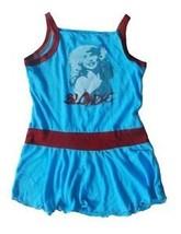 New Rowdy Sprout Blondie Drop Waist Tank Vintage Style Girls Ruffle Dress - $23.10+