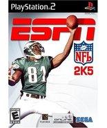 ESPN NFL 2K5 - PlayStation 2 (Limited) [PlaySta... - $4.94
