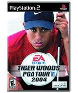 Tiger Woods PGA Tour 2004 [PlayStation2] - $4.90