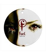 Fuel Round Porcelain Ornament  - $9.99