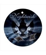 Nightwish Round Porcelain Ornament  - $9.99