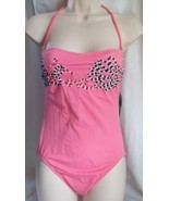 BEACH HOUSE ONE PIECE BANDEAU SWIMWEAR, SIZE 8,NWT - $15.00