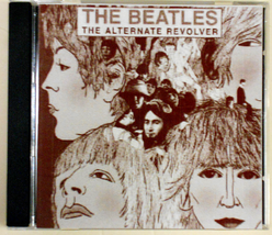 The Beatles Alternate REVOLVER CD Rare Unreleased Versions, Out-takes, Demos OOP image 1