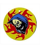 Reaper Round Porcelain Ornament  - $9.99