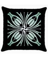 Designer Custom Throw Pillow Case (Black) - $19.95