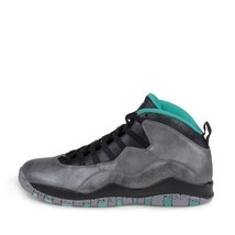 "Nike Mens Air Jordan 10 Retro 30th ""Lady Liberty"" Dust/Metallic Gold-Bla... - $198.00"
