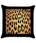 Girafe Custom Throw Pillow Case (Black) - $19.95