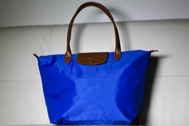 Longchamp Bag Le Pliage Size : New longchamp le pliage nylon tote blue shoulder bag size