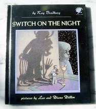 Ray Bradbury SWITCH ON THE NIGHT signed - $64.35