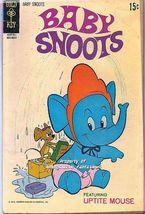 Baby Snoots #2 (1970) *Bronze Age / Gold Key Comics / Uptite Mouse* - $6.49