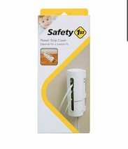 Safety 1st Power Strip Cover - Expands for a Custom Fit - Keep Little One Safe!