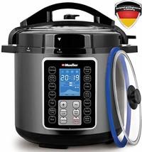 Mueller Pro Series 6Q Pressure Cooker Instant Crock 10 in 1 Pot with Ger... - $113.62