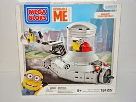 Despicable Me Mega Bloks Set Minion Mobile NEW - $14.78