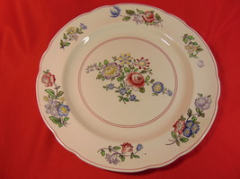"""10 1/2"""" Dinner Plates, from Copeland-Spode, in the 2-6504 Pattern. - $17.99"""