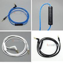 Mic + Remote Headphone Earphone Cable for Sennheiser mm400-x mm450-x mm550-x - $12.15+
