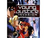Young Justice: Invasion - Game of Illusions (DVD, 2013, 2-Disc Set) NEW