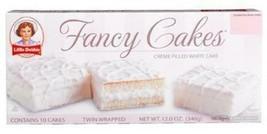 Little Debbie Fancy Cakes 12 Oz (16 Boxes) - $58.26