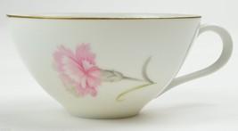 Royal Court Fine China Carnation Pattern Flat Cup Japan Floral Flower Pi... - $5.49