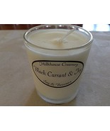 Milkhouse Soy Beeswax Candle - Black Currant & Ivy (2.2 Oz Butter Shot) USA - $5.45