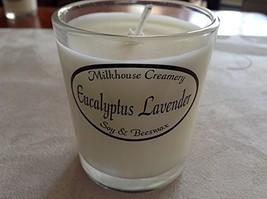 Milkhouse Candle Butter Shot Votive : Eucalyptus Lavender