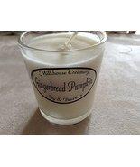 Milkhouse Candle Butter Shot Votive: Gingerbread Pumpkin - $5.93