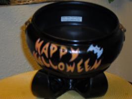 Halloween Talking Halloween Headless Witch Candy Bowl Dish - €26,50 EUR