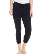 Sz 8 EUC Lululemon Black Crop Capri Leggings w/... - $59.40