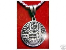 NICE KAABA Silver Charm Arabic Allah Muslim Islamic Islam - $25.31