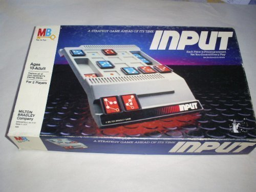 INPUT: A Strategy Game Ahead of Its Time by Milton Bradley