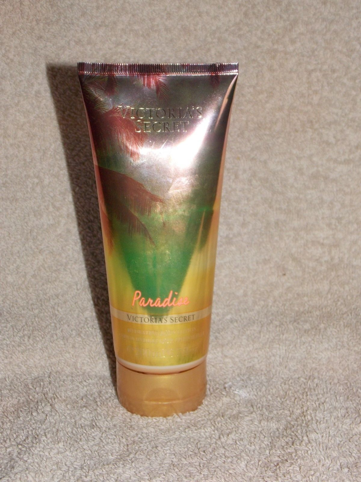 Victoria's Secret PARADISE Hydrating Body Lotion 6.7 oz/200mL New