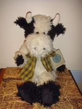 Boyds Bears Sadie Utterburg Plush Cow - $14.99