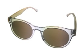 Kenneth Cole Reaction Mens Square Clear Crystal Sunglass KC1301 26E - $17.99