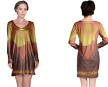 Venus artemis chasma long sleeve night dress thumb155 crop