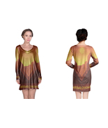 Venus artemis chasma long sleeve night dress thumbtall