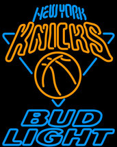 NBA Bud Light New York Knicks Neon Sign - $699.00