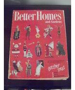 Vintage-Better-Homes-Gardens-December-1958-Holiday-Ideas-big-12-x-10-En... - $16.95