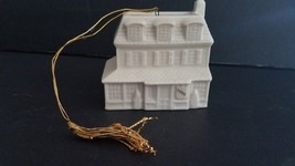 The Lenox Christmas Village - Village Inn - Second in a Series - 1990 - $25.00