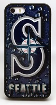 Seattle Mariners Mlb Baseball Phone Case For I Phone 6 6 Plus 5 C 5 5 S 4 S Cover - $14.99