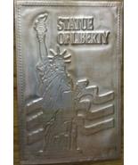 STATUE OF LIBERTY Copper Card - $6.95