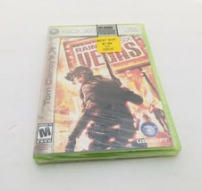 Tom Clancy's Rainbow Six: Vegas (Microsoft Xbox 360, 2006) pre-owned but... - $14.25