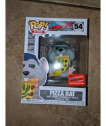 Funko Pop! Pizza Rat with Blue Hat #54 NYCC 2020 Official Con Sticker RA... - $46.29
