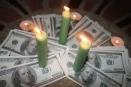 Albina's Ancient Prosperity Blessing Magick 94 Yr Old Witch W/ Jewelry Cassia4 - $30.00