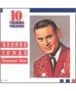 GEORGE JONES - Greatest Hits CASSETTE  - $4.28