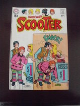 DC comic~Swing with SCOOTER~November 1970~No.31 - $8.95