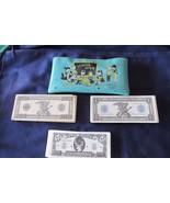Approximately 200 Vintage Play Money Bills, Whitman plus Unknown 5 Bucks... - $35.52